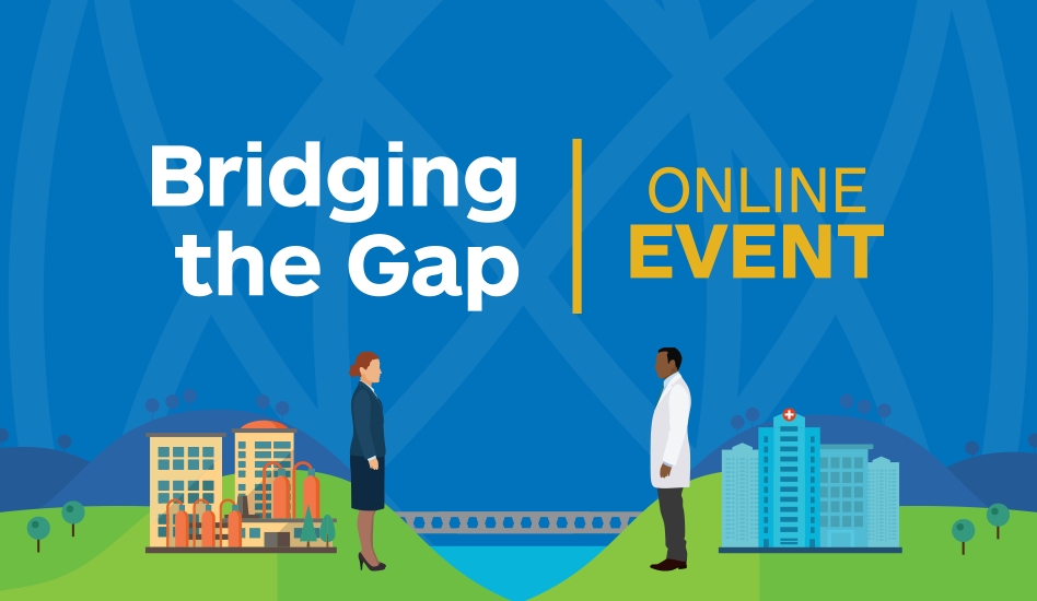 Bridging the Gap online event